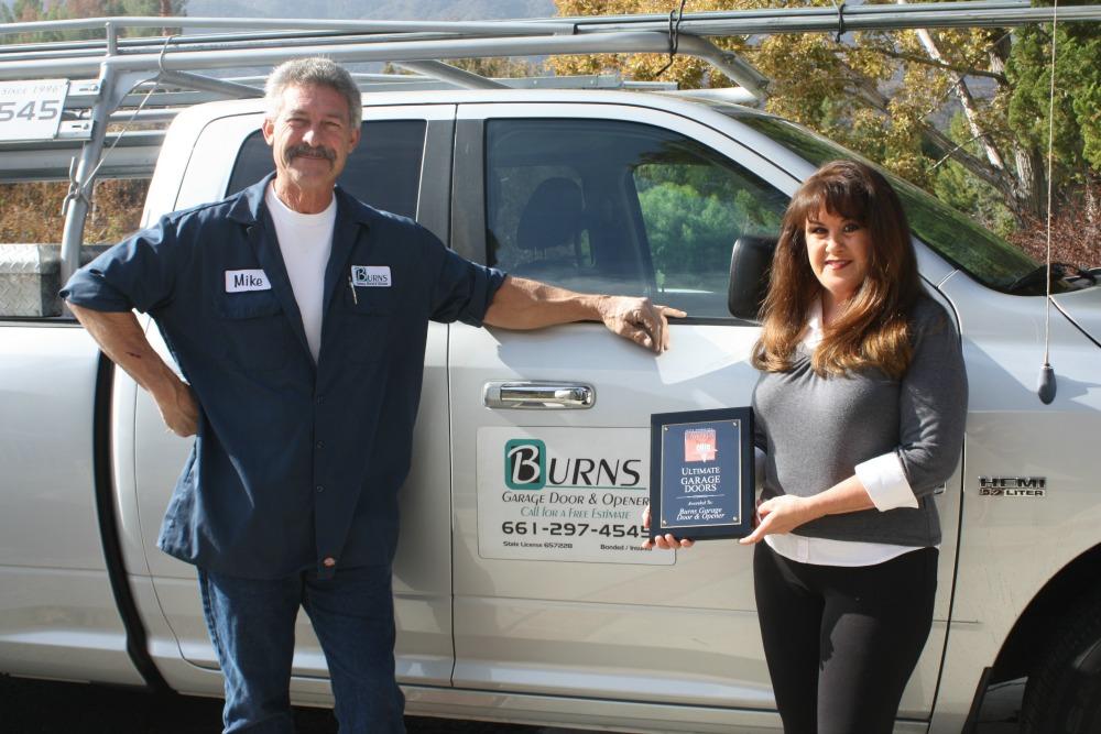 Thank You Santa Clarita For Voting Us The #1. Garage Door Repair Company In  The Santa Clarita Valley!