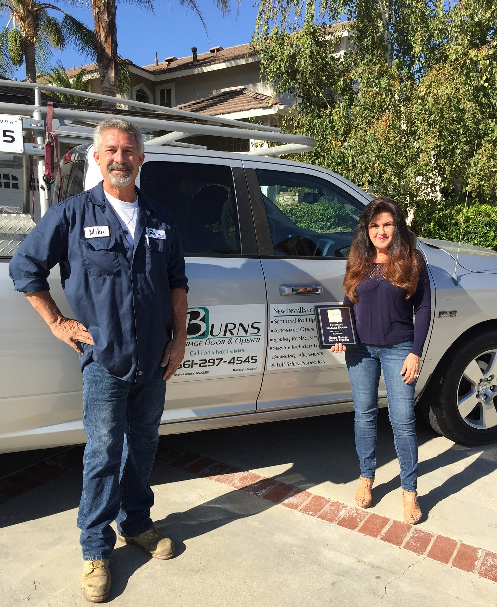 High Quality Thank You Santa Clarita For Voting Us The #1. Garage Door Repair Company In  The Santa Clarita Valley!